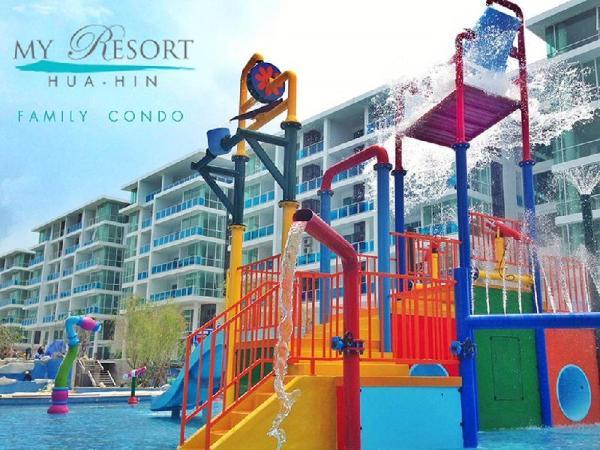 My Resort Family Condo A609 Hua Hin