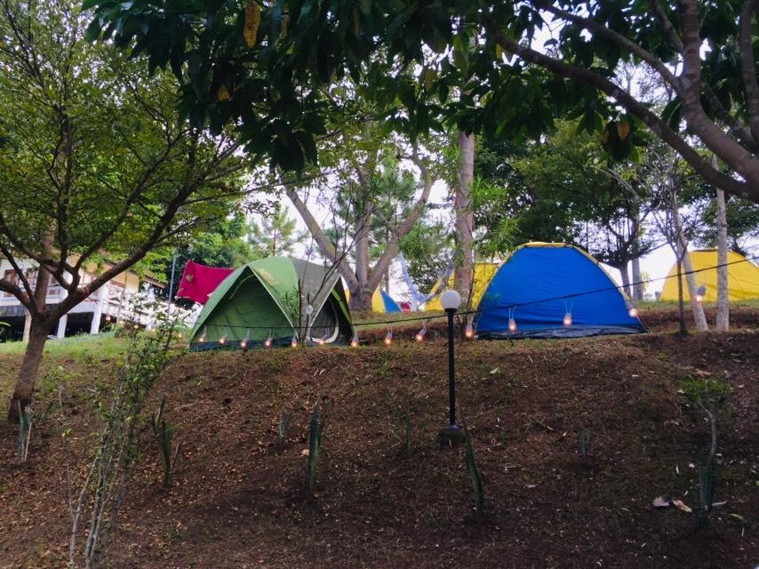 Khao Kho Terrace HILL Unit Tent