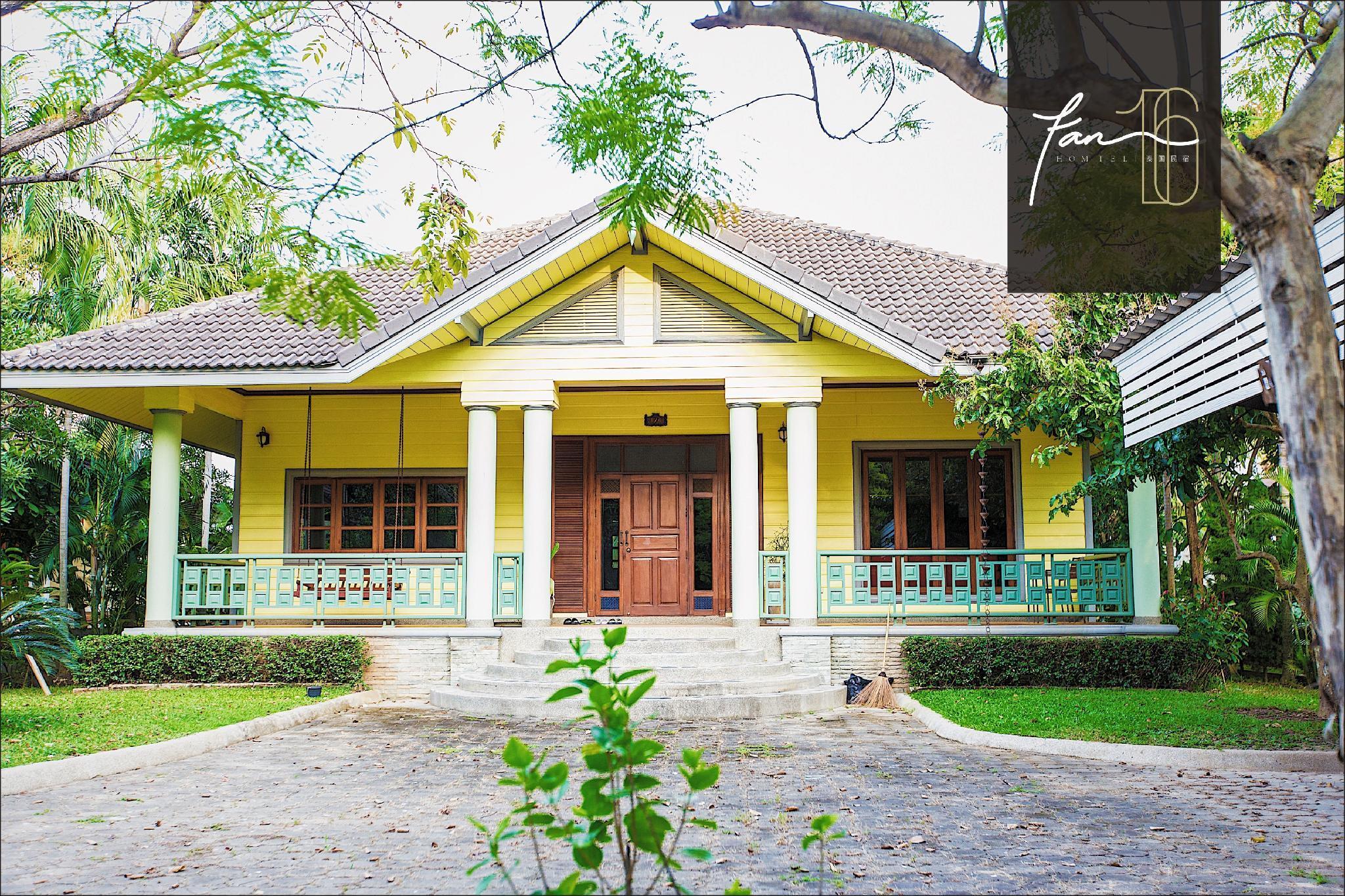 01 Near Nimman Road Old City Lanna Style Villa