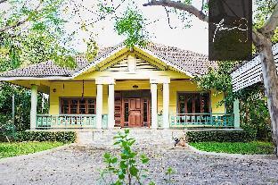 [チェンマイ空港]ヴィラ(300m2)| 3ベッドルーム/3バスルーム 01-near nimman road-old city Lanna style villa