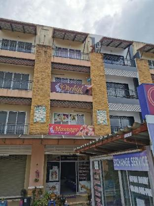 [クロンムアン]アパートメント(29m2)| 1ベッドルーム/1バスルーム Orchid House