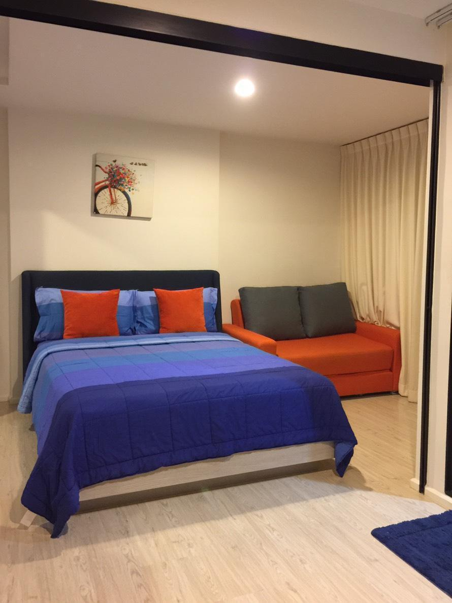 7 Floor A128 Centrio near Phuket Old Town and Mall อพาร์ตเมนต์ 1 ห้องนอน 1 ห้องน้ำส่วนตัว ขนาด 34 ตร.ม. – ตัวเมืองภูเก็ต