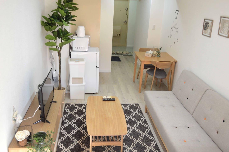 Beijing Huai Rou Perfect One Room Apartment