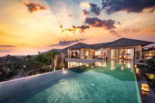 4 BDR Dewi Lanjar Villa in Uluwatu