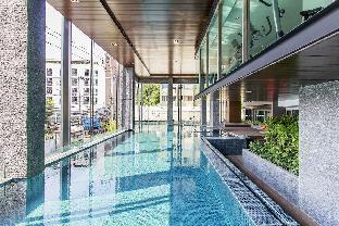 [ラチャダーピセーク](30m2)| 1ベッドルーム/1バスルーム Cozy room near MRT w/ swimming pool
