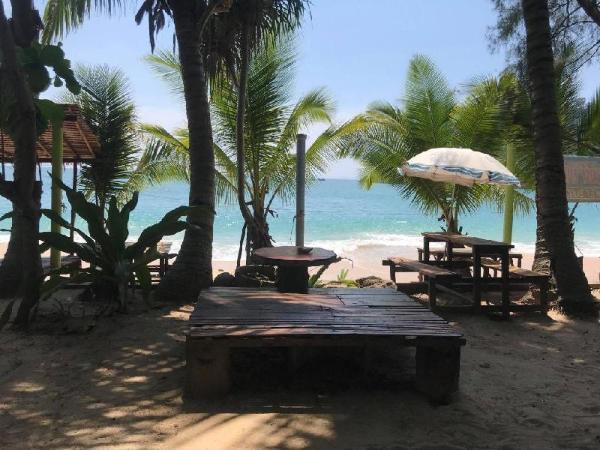 Goldkey Bungalow sea view 3 Koh Phayam