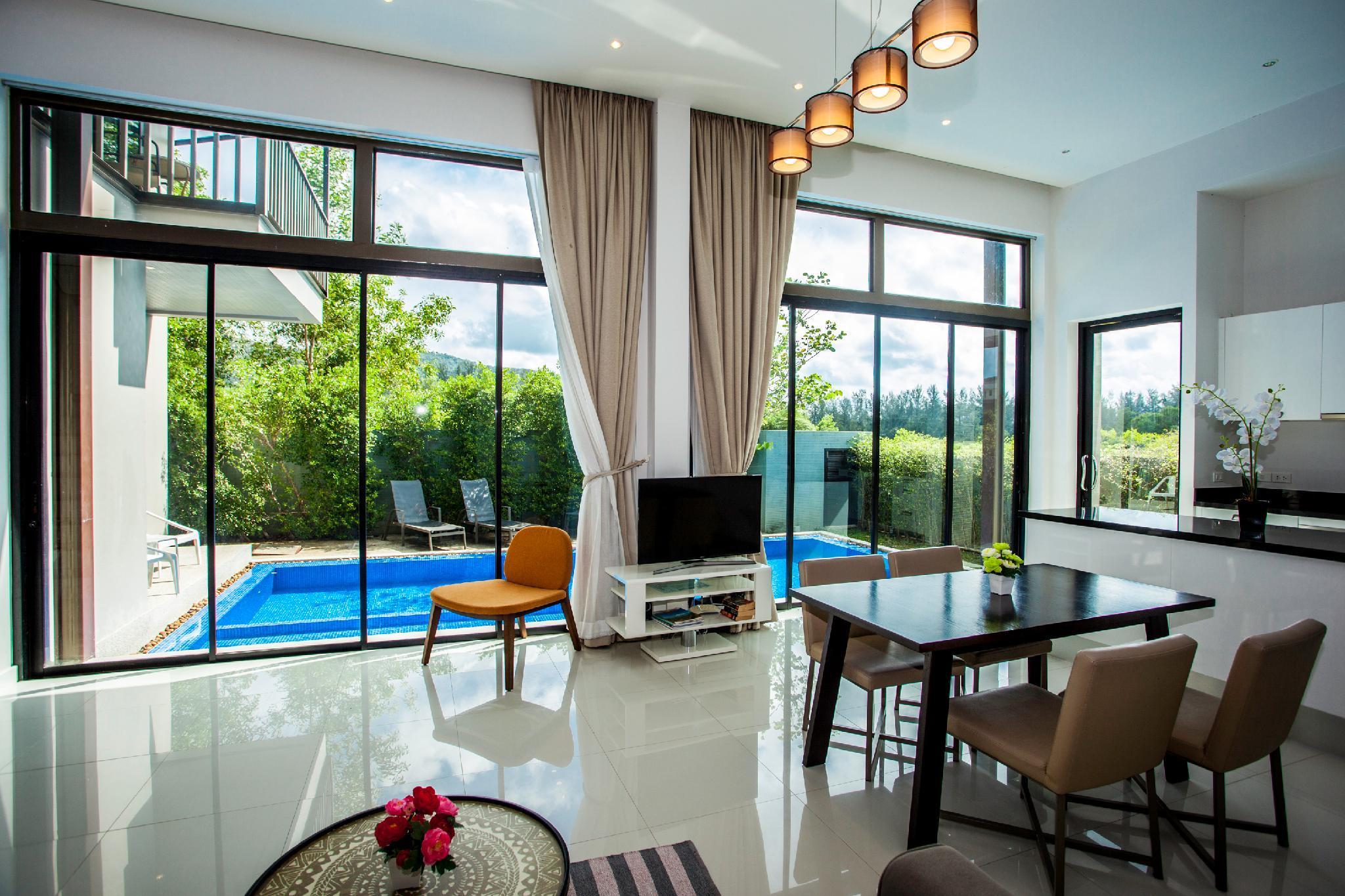 Beautiful 2 Bedrooms Villa With Pool Bang Tao