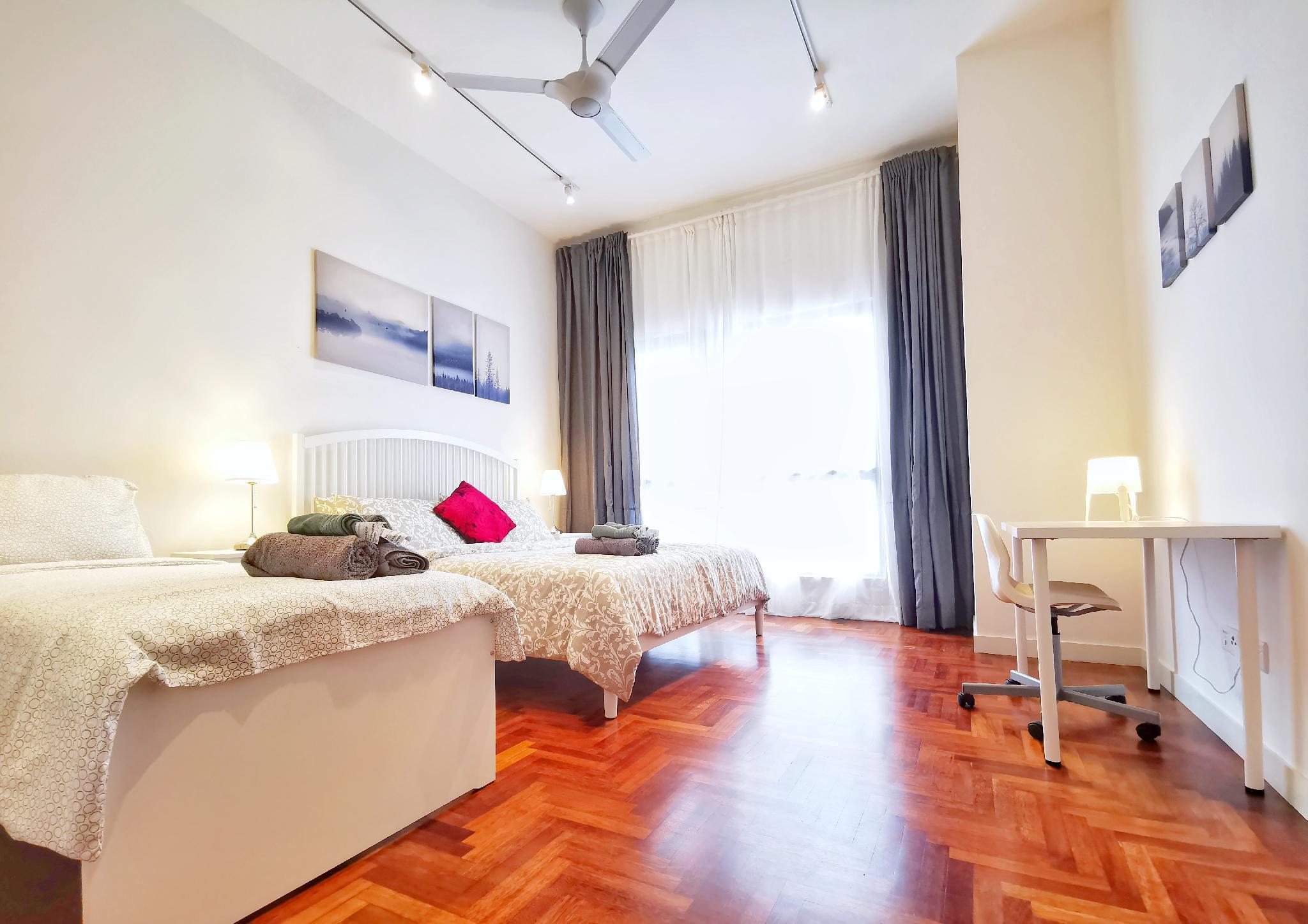 Comfortable Premium Home At Mews KLCC