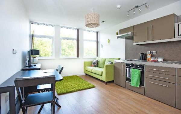 Modern 1 Bed Apartment in City Centre - 301 Southampton