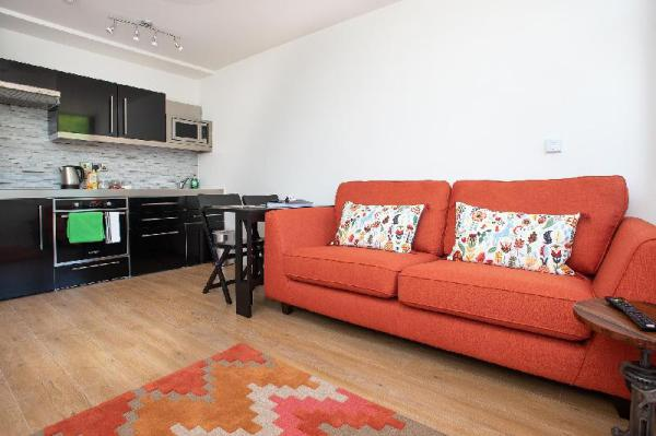 Modern 1 Bed Apartment in City Centre - 305 Southampton