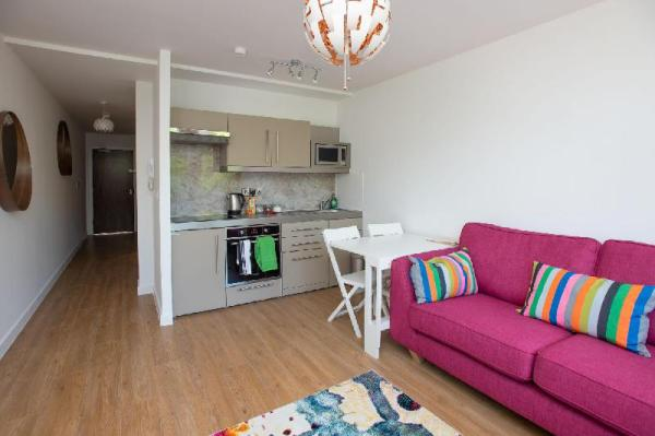 Modern 1 Bed Apartment in City Centre - 306 Southampton
