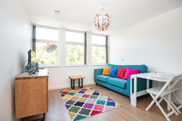 Modern 1 Bed Apartment in City Centre - 308 Southampton