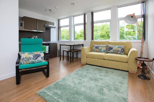 Modern 1 Bed Apartment in City Centre - 310 Southampton