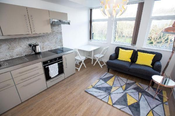 Modern 1 Bed Apartment in City Centre - 312 Southampton