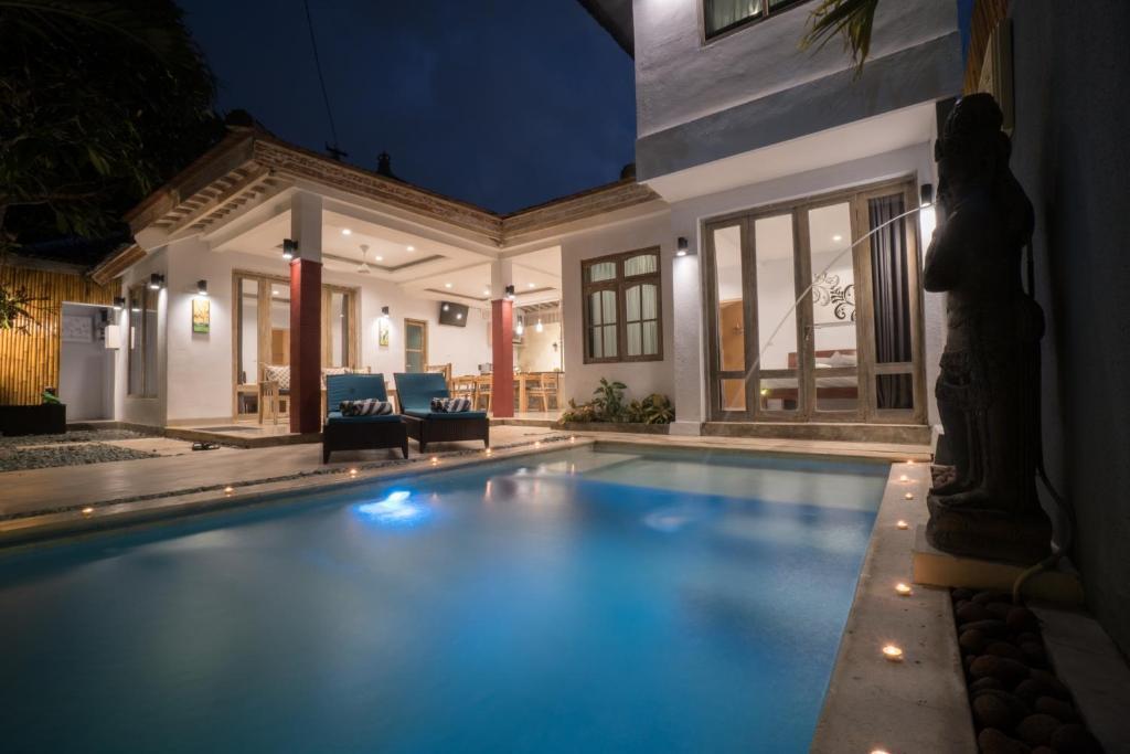 4 Bedroom Villa With Pool At Seminyak