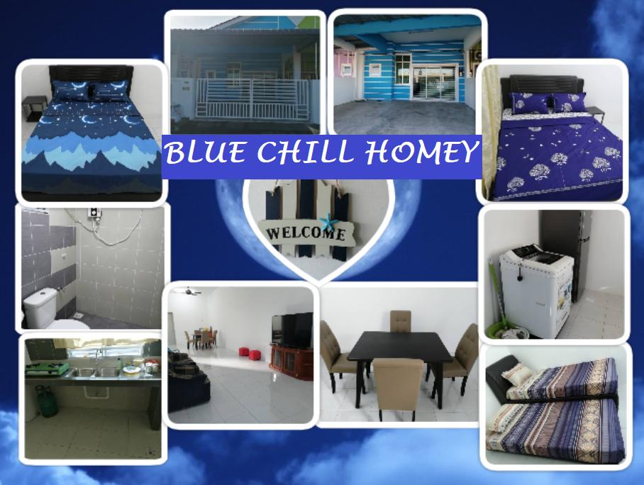 Blue Chill Homey