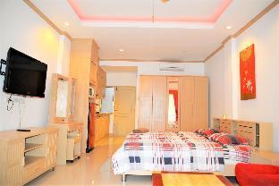 Baan Suan Lalana Pattaya studio apartment อพาร์ตเมนต์ 1 ห้องนอน 1 ห้องน้ำส่วนตัว ขนาด 42 ตร.ม. – หาดจอมเทียน