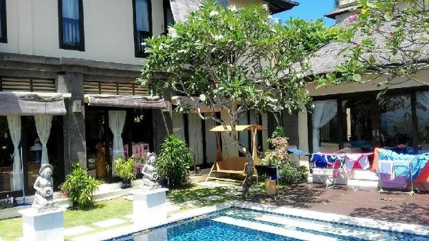Ubud Villa ( Green Luxury Villa Bali 1 )