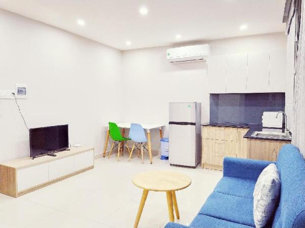 Superior Studio with kitchen, near Tan Son Nhat Ho Chi Minh City
