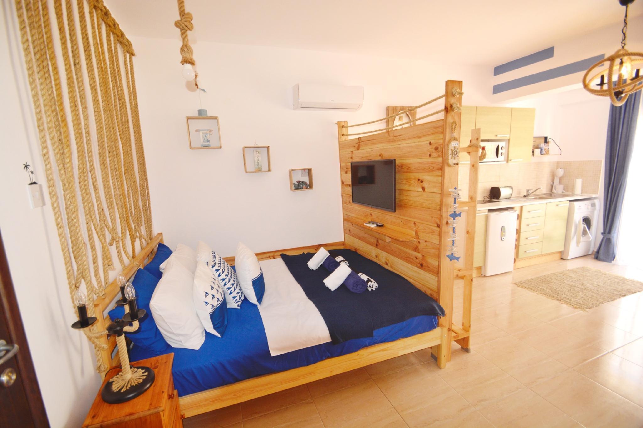 PMP Adamia Sea View Apartment 206