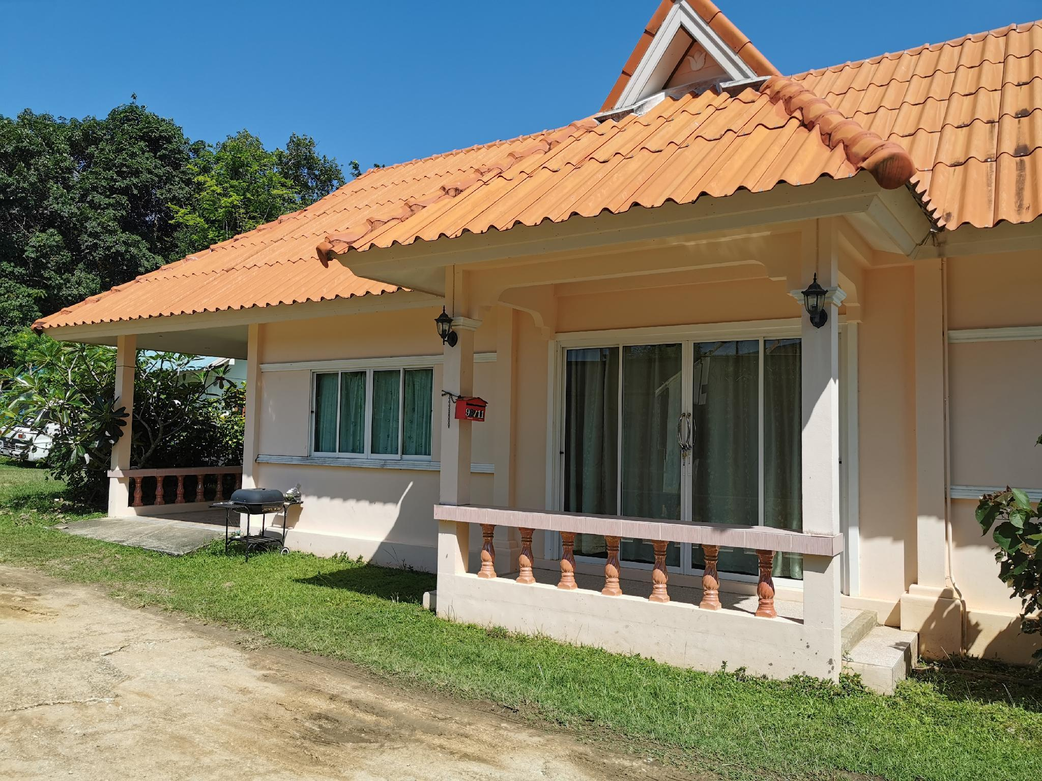 House in the village บ้านเดี่ยว 3 ห้องนอน 2 ห้องน้ำส่วนตัว ขนาด 90 ตร.ม. – ในหาน