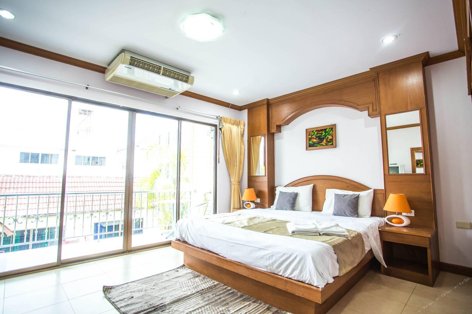 Comfortable King Room In Patong Core District