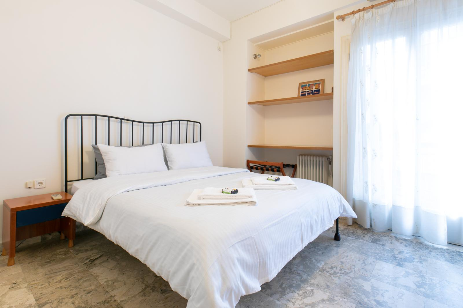 Cozy Apartment In The Heart Of Athens