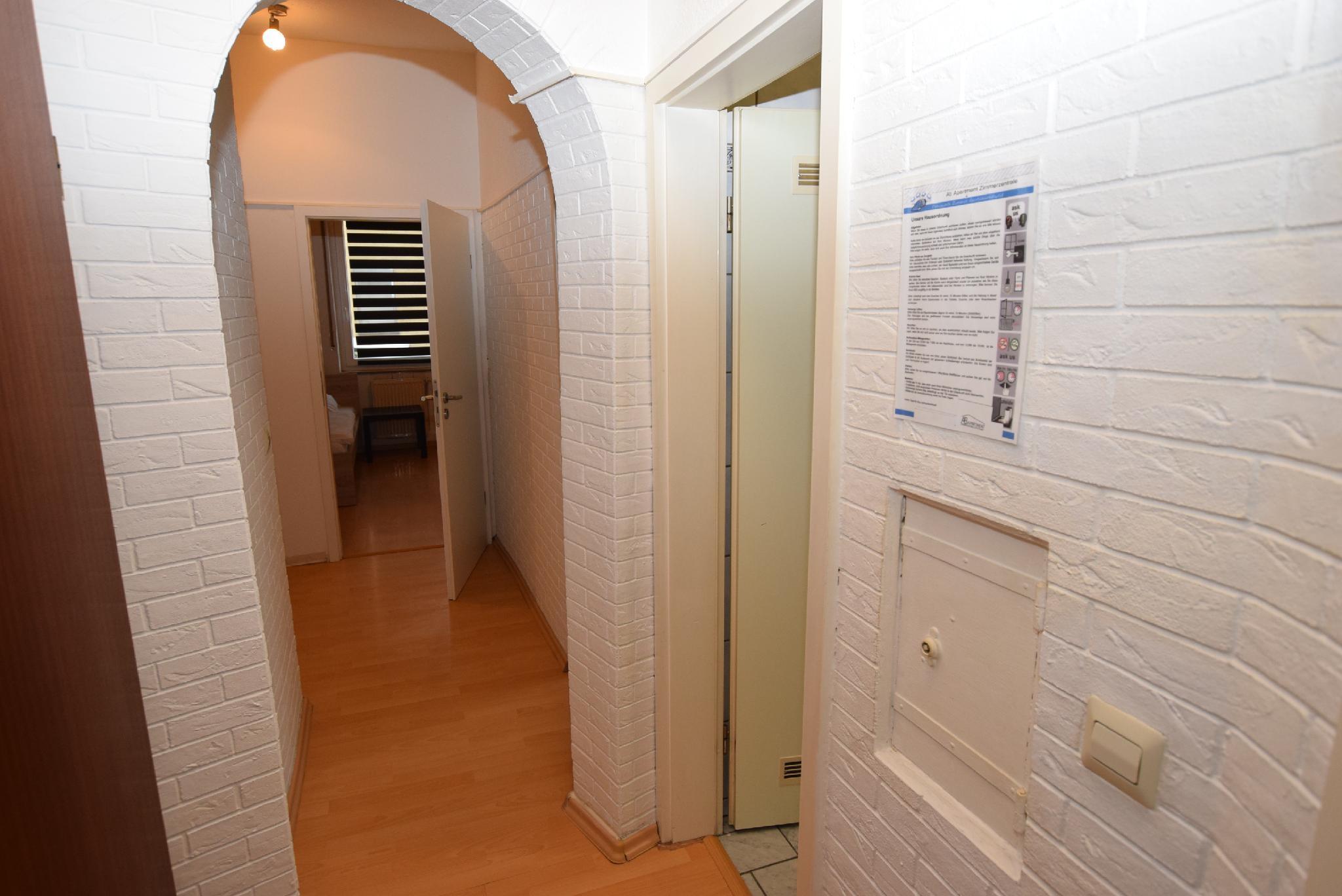 AB Apartment 1