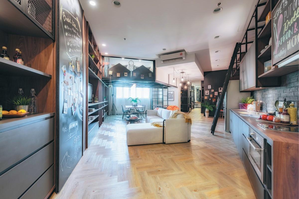 Luxury Suite @ Verve Suite KL South
