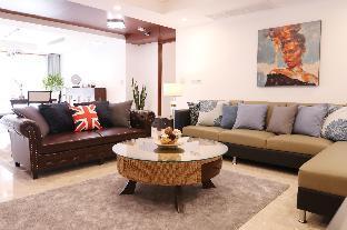[スクンビット]アパートメント(200m2)| 3ベッドルーム/3バスルーム Luxury New Spacious 3BR/6PL SUK Soi 11, NANA BTS