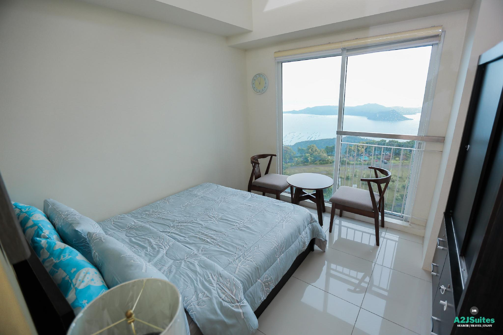 A2JSuites SMARTHOME Taal View Suite Near Skyranch
