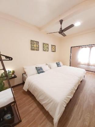 Real Bangkok Guesthouse. Room#3 บ้านเดี่ยว 1 ห้องนอน 0 ห้องน้ำส่วนตัว ขนาด 20 ตร.ม. – สยาม