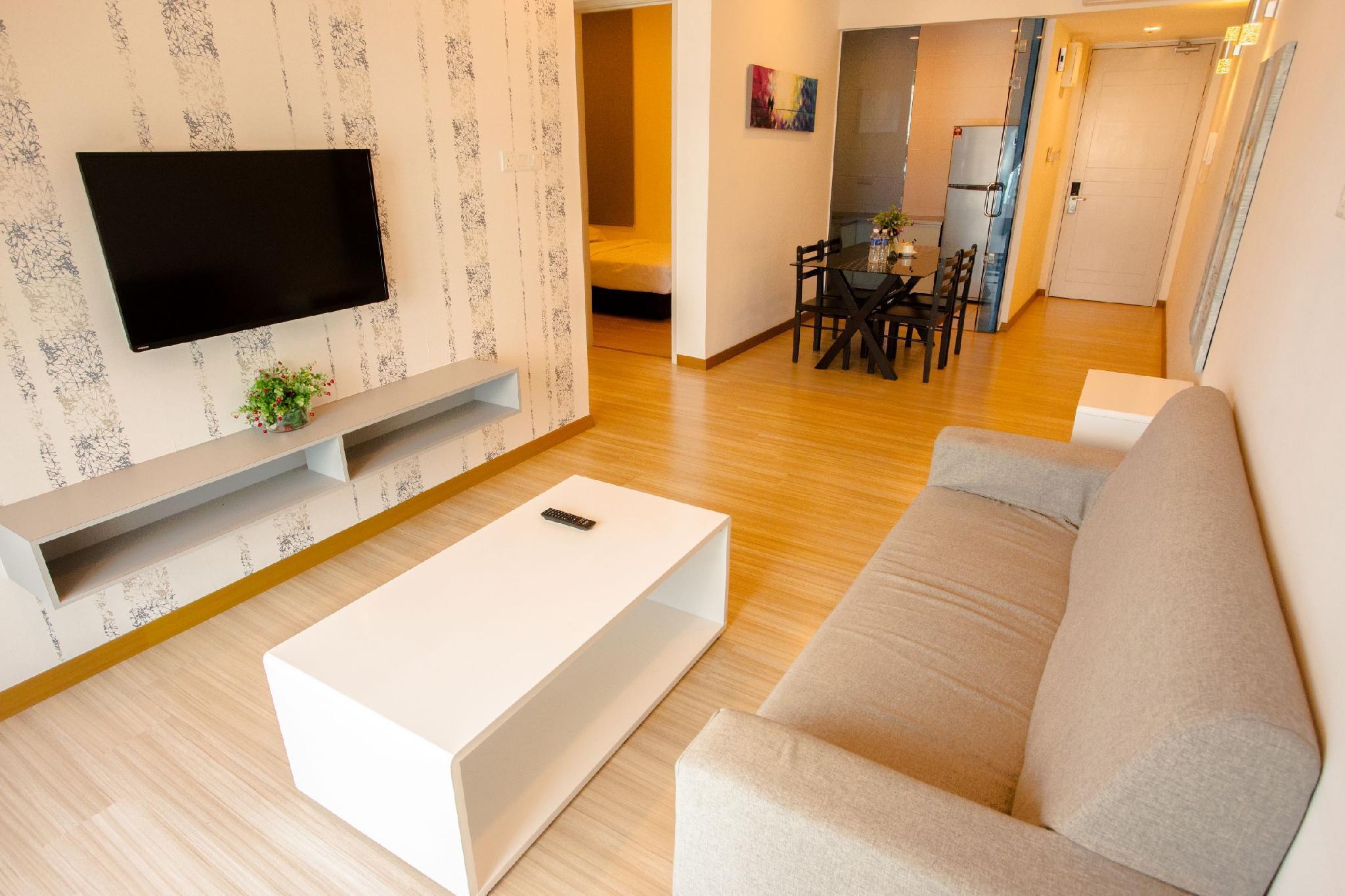 Heaven City Apartment @The Wave Melaka