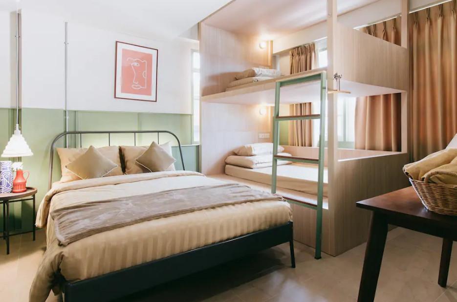 NEW! Muan's Double Room - Near Thapae Gate/wifi 1 ห้องนอน 1 ห้องน้ำส่วนตัว ขนาด 30 ตร.ม. – ท่าแพ