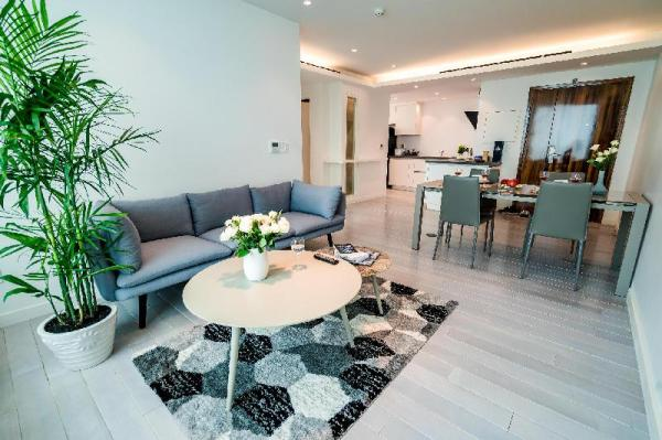 M Suites in Sai Gon Center - by SHome Ho Chi Minh City