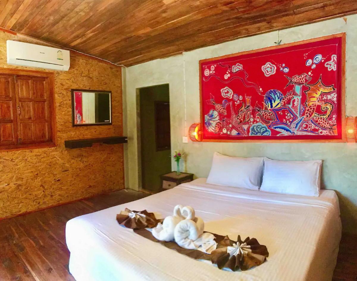 Lanta Atoi House (Air condition6) 1 ห้องนอน 1 ห้องน้ำส่วนตัว ขนาด 30 ตร.ม. – หาดคลองโตบ