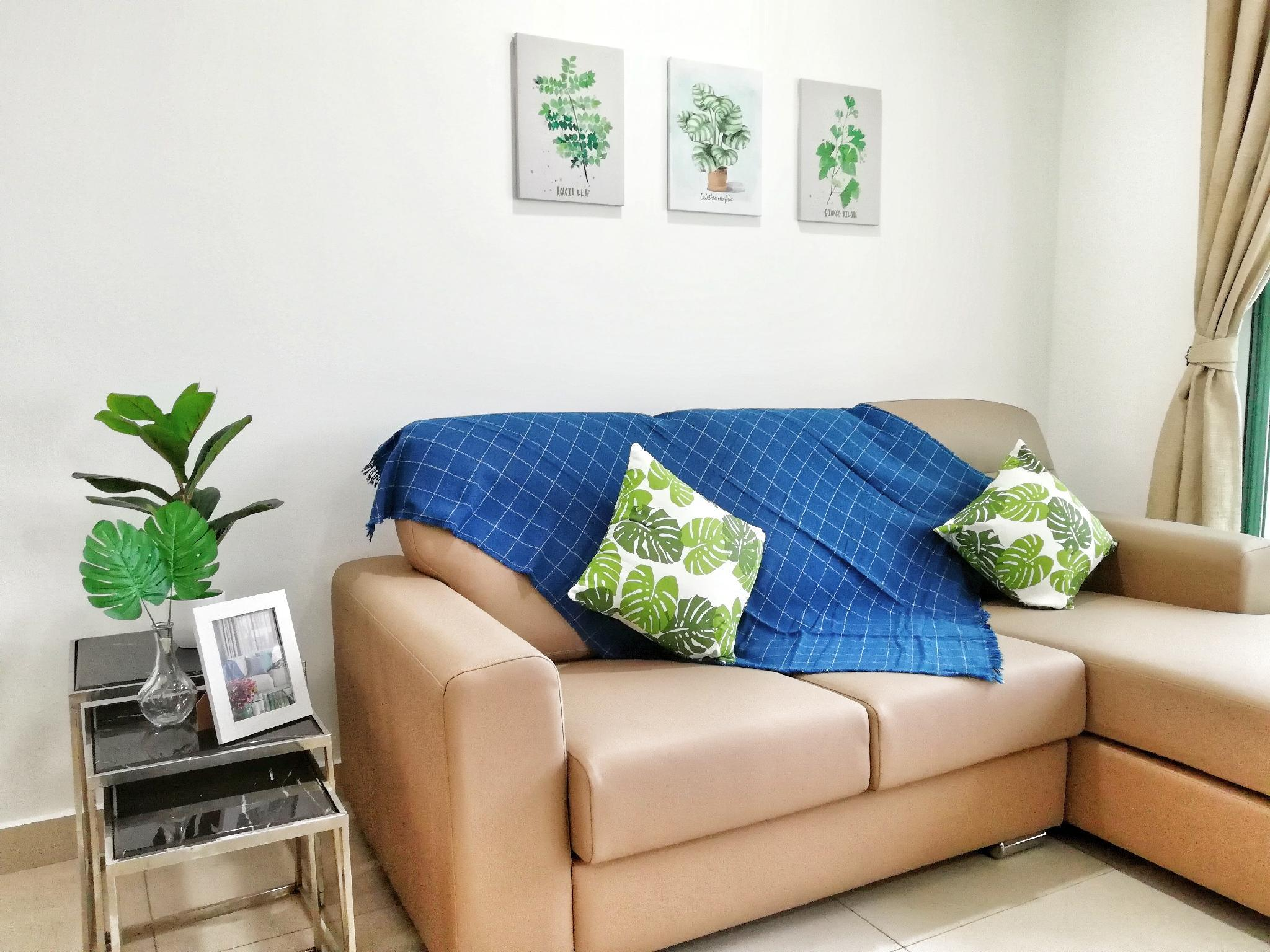 Cozy  1  Homestay Up To 4 Pax @ Publika Mall