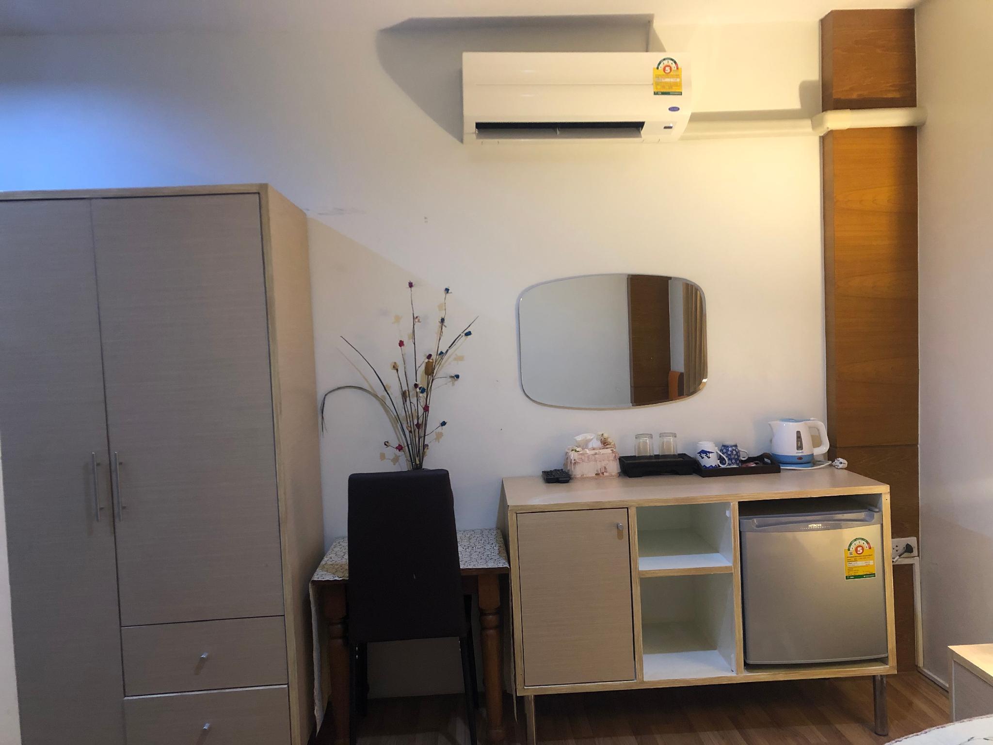 Lana place อพาร์ตเมนต์ 1 ห้องนอน 1 ห้องน้ำส่วนตัว ขนาด 16 ตร.ม. – ธนบุรีตอนใต้