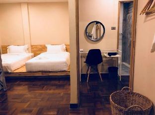 [ニンマーンヘーミン](30m2)| 1ベッドルーム/1バスルーム Ikkyu Nimman Chiangmai convenient transportation