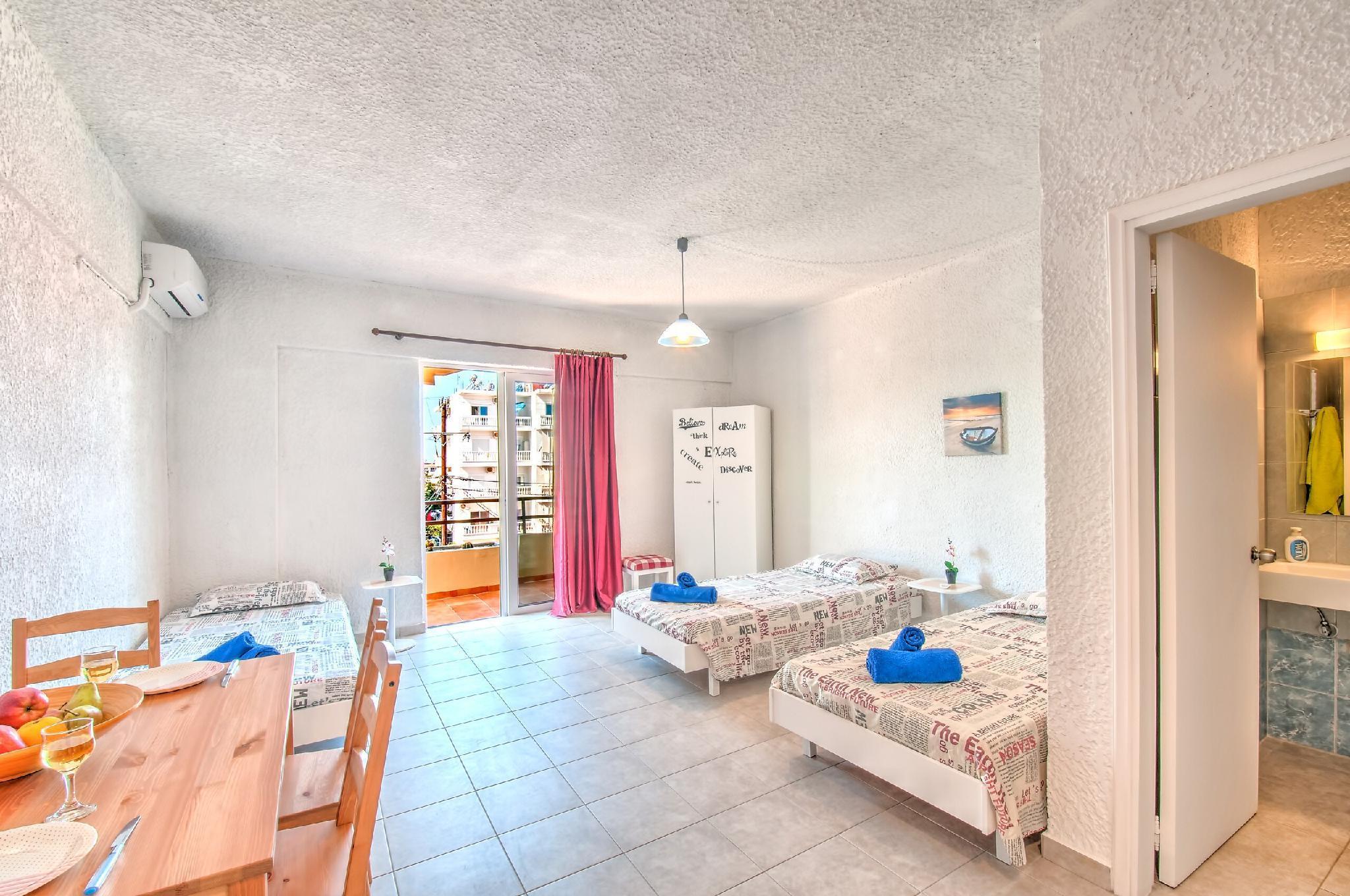 Ialysos Center Cosy Apartment Yin
