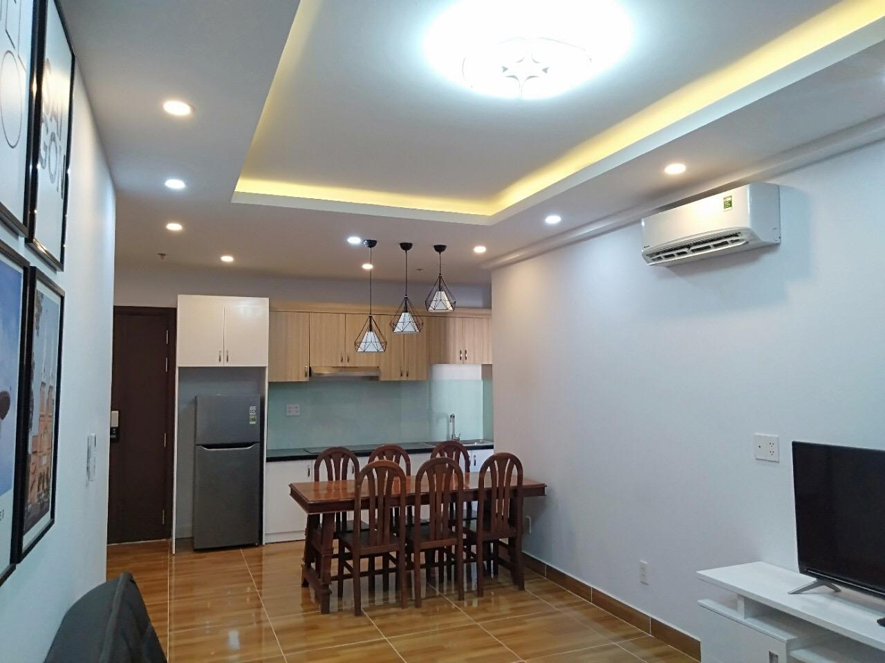 Warm Apartment