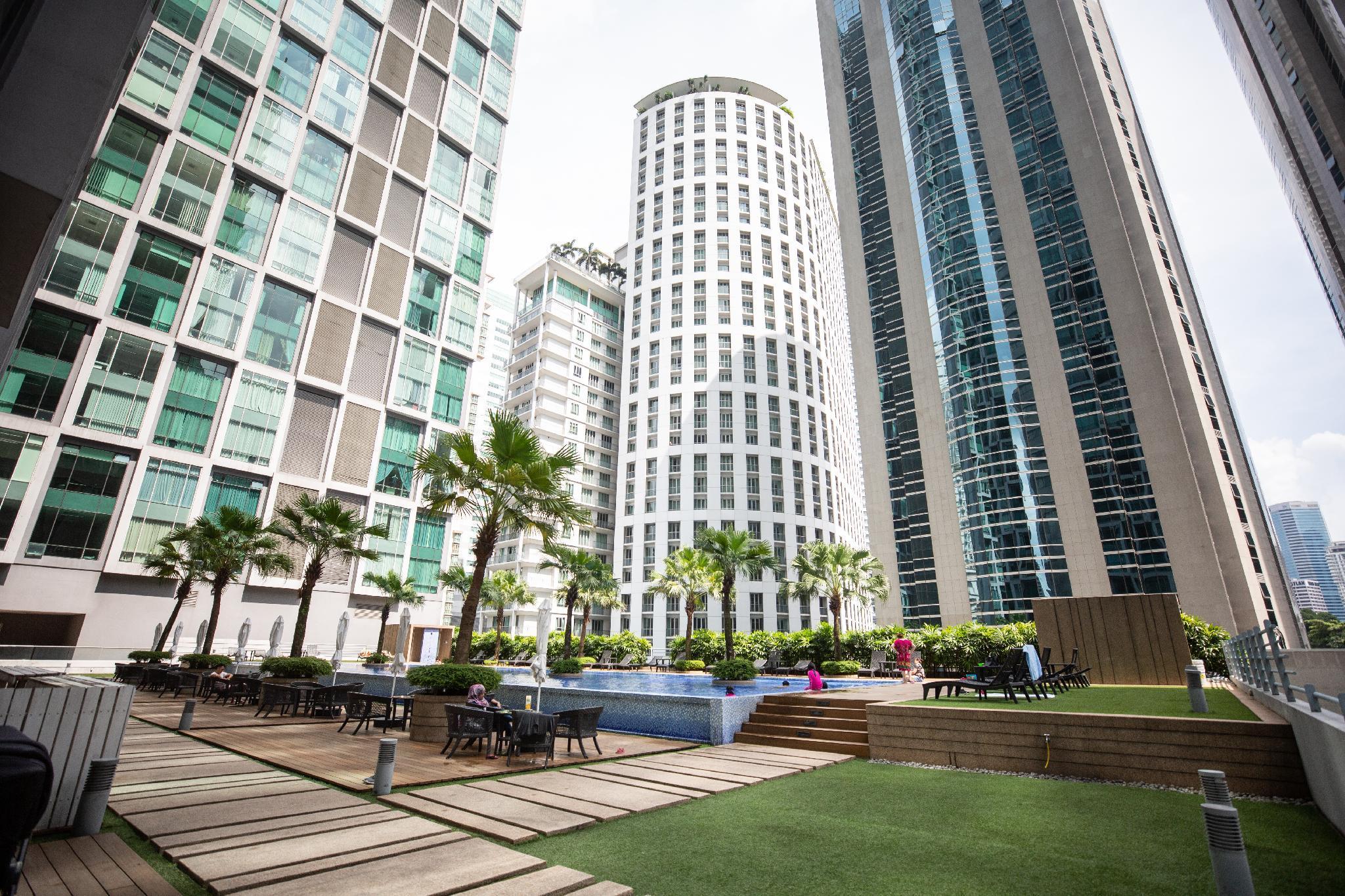 CIty CenterlShopping Zonel5Min Bukit Bintang  SH20