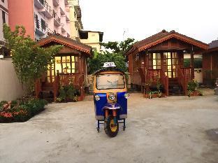 [スワンナプーム国際空港]バンガロー(20m2)| 1ベッドルーム/1バスルーム Cherry M Homestay Near Suvarnaphumi Airport