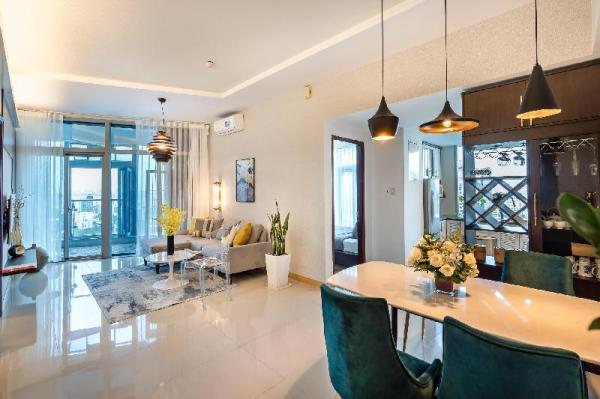 Luxury Corner Suite in District 1 Ho Chi Minh City
