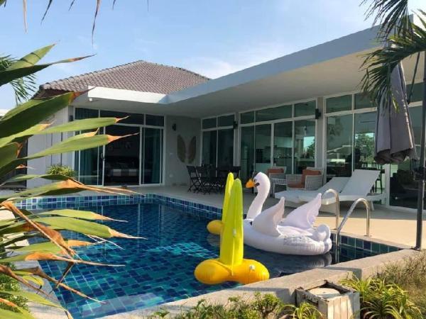Deris Pool Villa Cha-am Hua Hin