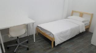 Relax Lodge BKK Single Room Private Bathroom 3 สตูดิโอ อพาร์ตเมนต์ 1 ห้องน้ำส่วนตัว ขนาด 18 ตร.ม. – สุขุมวิท