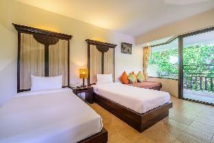 [パトン](35m2)| 1ベッドルーム/1バスルーム Deluxe Room @ Patong Lodge Hotel