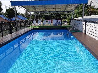 [ラヨーンビーチ]一軒家(250m2)| 4ベッドルーム/3バスルーム Mae Rampung beach house N8 (shared pool )