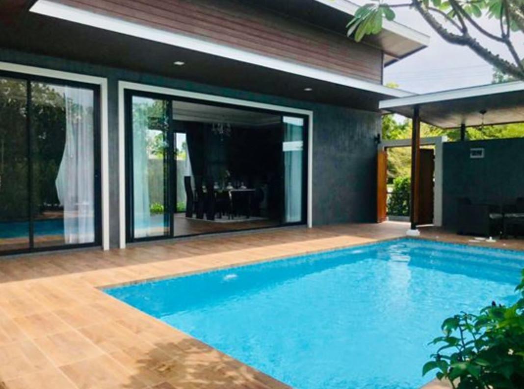 Pool Villa Chaam