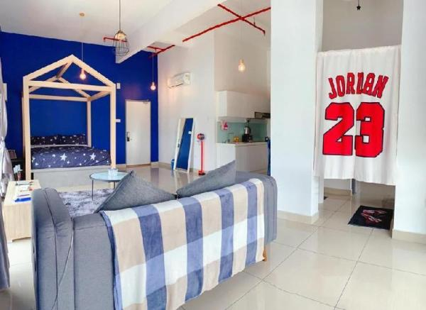 5pax 23Jordan @ Austin Heights | Manhattan Suites Johor Bahru